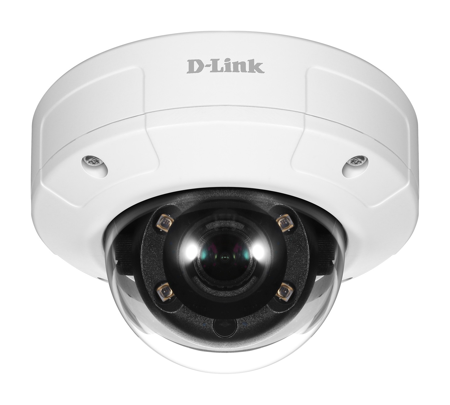 D-Link DCS-4602EV Full HD Outdoor Vandal Proof PoE Dome Camera
