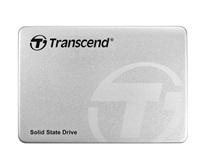 TRANSCEND SSD370S 64GB SSD disk 2.5'' SATA III 6Gb/s, MLC, Aluminum casing, 560MB/s R, 460MB/s W, stříbrný