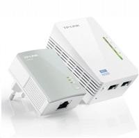 TP-Link TL-WPA4220KIT [Startovací sada AV600 Wi-Fi Powerline Extender s rychlostí 300 Mb/s]