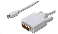 PremiumCord Mini DisplayPort - DVI kabel M/M 2m