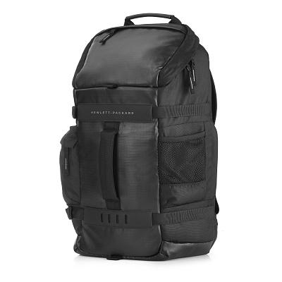 """HP 15.6"""" Batoh Black Odyssey Backpack černá"""