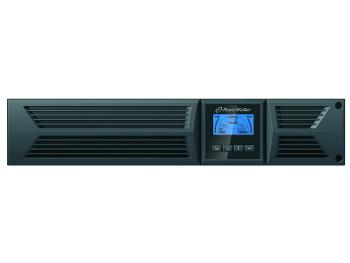Power Walker UPS On-Line 2000VA, 19'' RM, 2U, 8x IEC, RJ11/RJ45, USB/RS-232, LCD