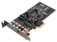 Creative Sound Blaster AUDIGY FX, zvuková karta 5.1, 24bit, SBX pro studio, PCIe