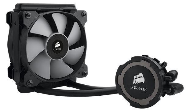 Corsair bezúdržbové vodní chlazení CPU Cooling™ Hydro Series H75, 120mm vent.