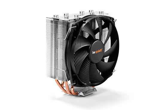 Be quiet! / chladič CPU SHADOW ROCK SLIM / socket AMD i Intel / 160TDP / 135mm fan / 4x Heatpipe /