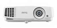 BENQ Dataprojektor MW571, DLP; WXGA;HDMI, 3200 ANSI; High Contrast Ratio 13,000:1; 10 00 hrs lamp life, speaker