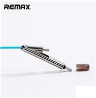 REMAX King kong datový kabel 2 v 1 micro USB/lighting pro iPhone, 1m, bílý