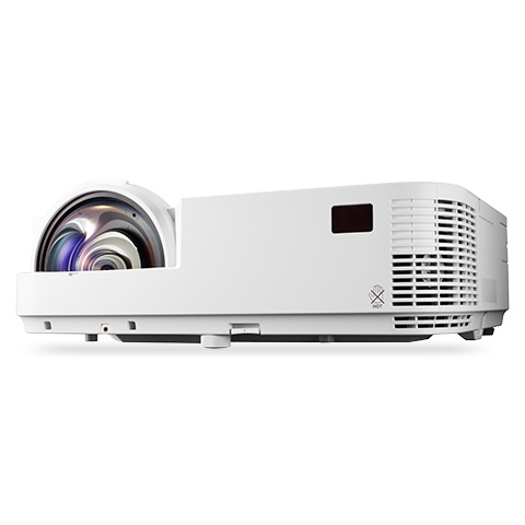 Projektor NEC M333XS (SHORT-THROW, DLP, XGA, 3300AL, 10.000:1)
