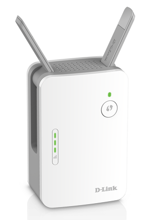 D-Link DAP-1620 Wireless AC71300 Dual Band Range Extender with GE port