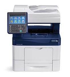 Xerox WorkCentre 6655, barevná laserová multifunkční tiskárna
