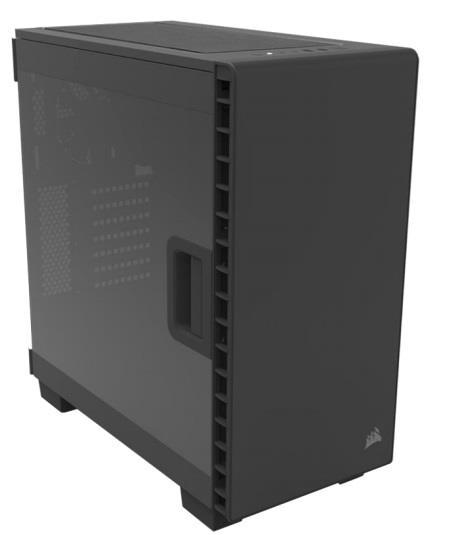 Corsair PC skříň Carbide Series™ Clear 400c Micro-ATX, Mini Itx