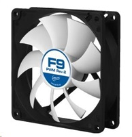 ARCTIC F9 PWM Rev.2 92mm case fan with PWM control