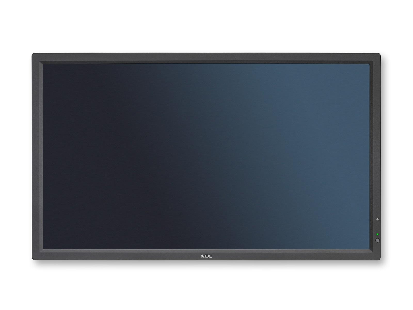 "NEC LFD 32"" MuSy V323-2 LCD S-IPS Edge LED,1920x1080,max450 cd,1300:1,25ms,DVI+HDMI+DP+VGA+BNC+S-VIDEO,audio,bez stoj"