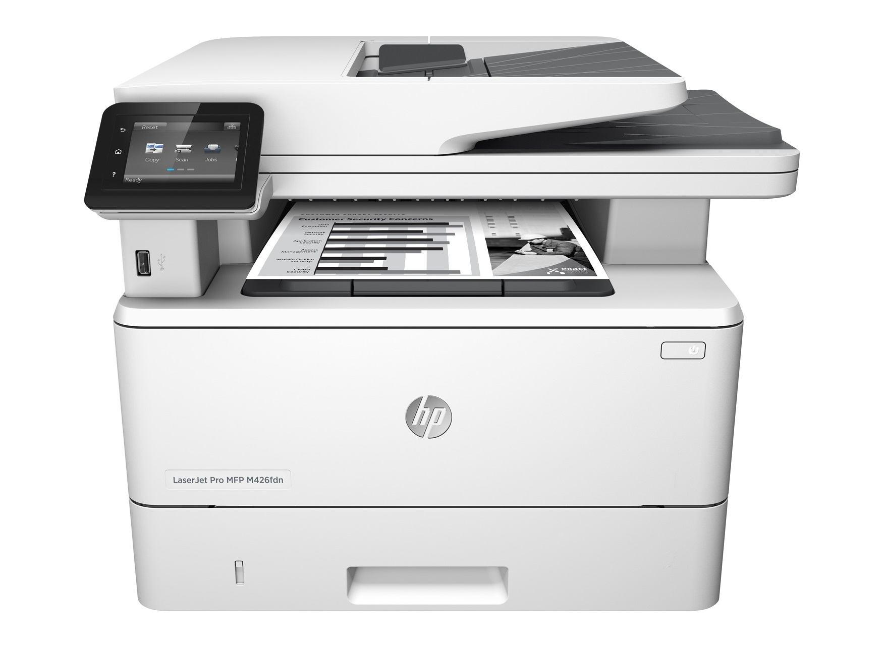 HP LaserJet Pro 400 M426fdn F6W14A