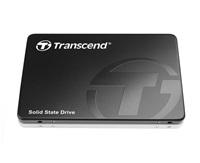TRANSCEND SSD340K 256GB SSD disk 2.5'' SATA III 6Gb/s, MLC, Aluminium casing, černý