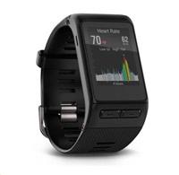 Garmin monitorovací náramek a hodinky vívoactive Black Optic (vel.L)
