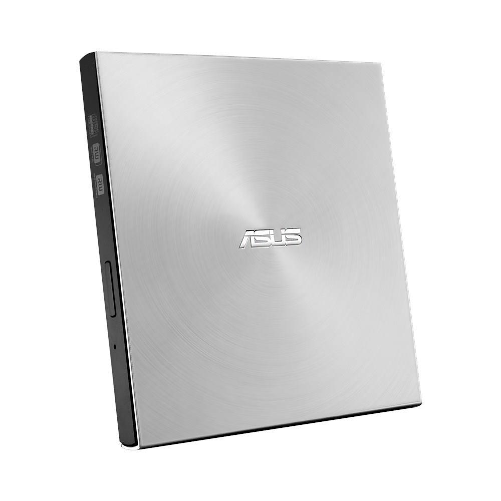 External DRW Asus SDRW-08U7M-U, USB, Silver, + 2 Bonus M-Discs