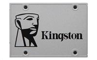 """Kingston 480GB SSDNow UV400 SATA 3 2.5"""" čtení až 550MB/s, zápis až 500MB/s"""