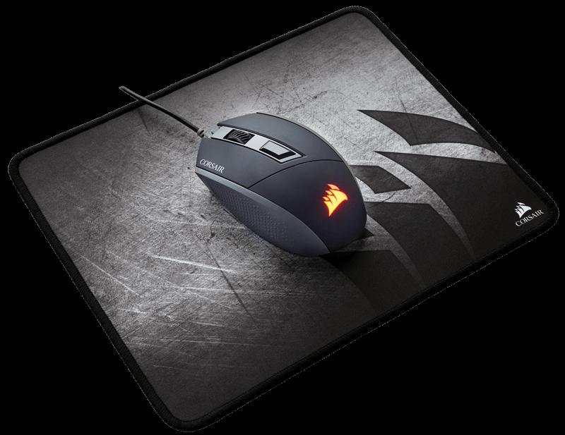 Corsair herní podložka pod myš MM300 Small Edition (256mm x 210mm x 3mm)