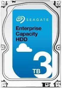 """Seagate Exos 7E8 3,5"""" - 3TB (server) 7200rpm/SAS/128MB/512n"""