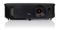 Optoma projektor H183X (DLP, FULL 3D, 720p, 3 200 ANSI, 25 000:1, HDMI, VGA, USB, 2W speaker)