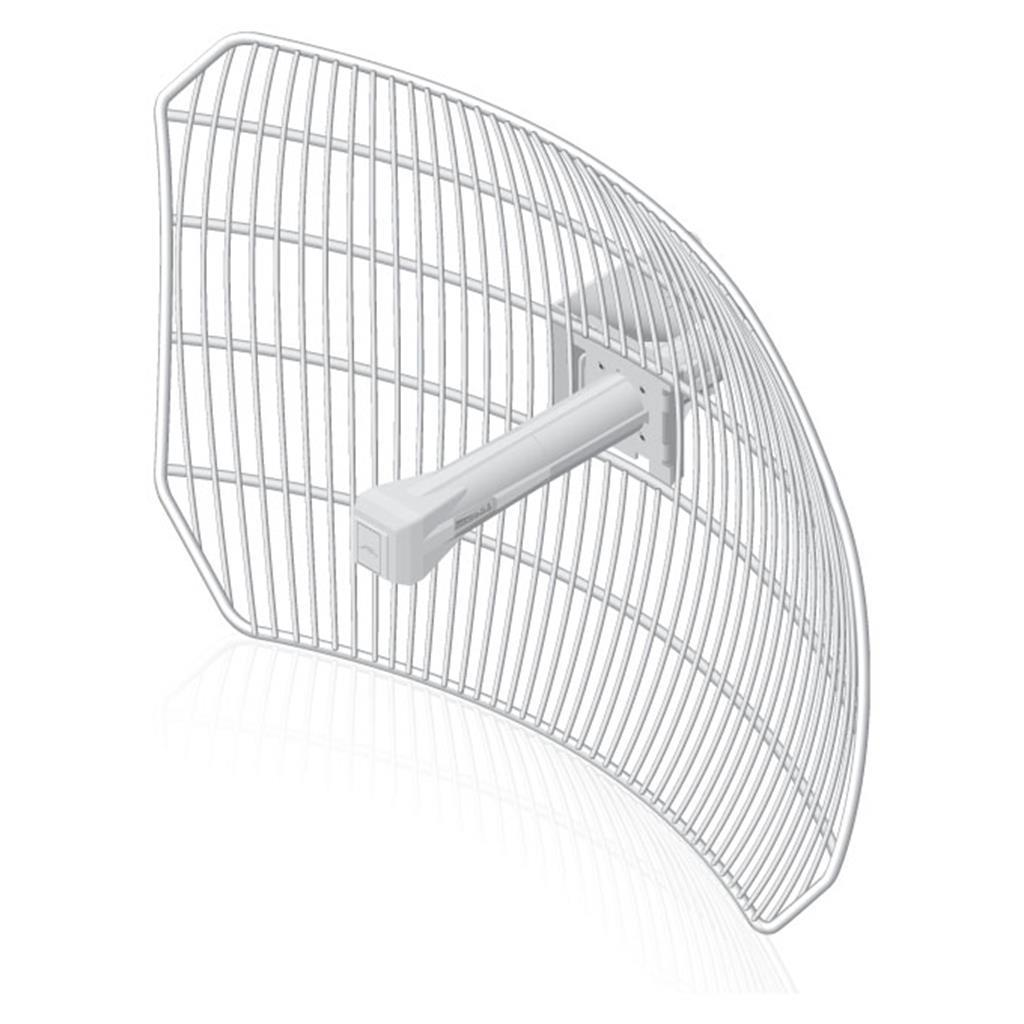 4 Pack Ubiquiti AirGrid M5 HP 27 5GHz, 25dBm, 27dBi Integrated Grid Antenna, PoE