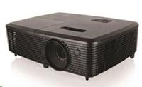Optoma projektor W330 (DLP, Full 3D, WXGA, 3 000 ANSI, 20 000:1, HDMI, VGA, 2W speaker)