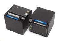 Seiko pokladní tiskárna RP-D10 - BLUETOOTH verze, řezačka, Horní/Přední výstup, černá, zdroj
