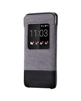 BlackBerry pouzdro typu kapsa SMART pro BlackBerry DTEK60, šedá/černá