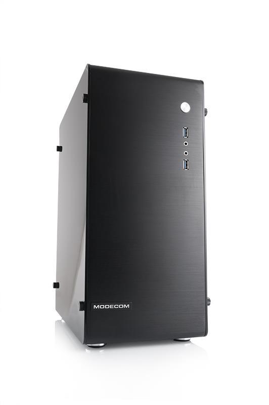 MODECOM PC skříň ALFA M2 / bez zdroje