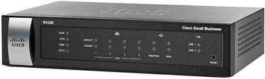 Cisco RV320 Gigabit Dual WAN VPN Router REFRESH