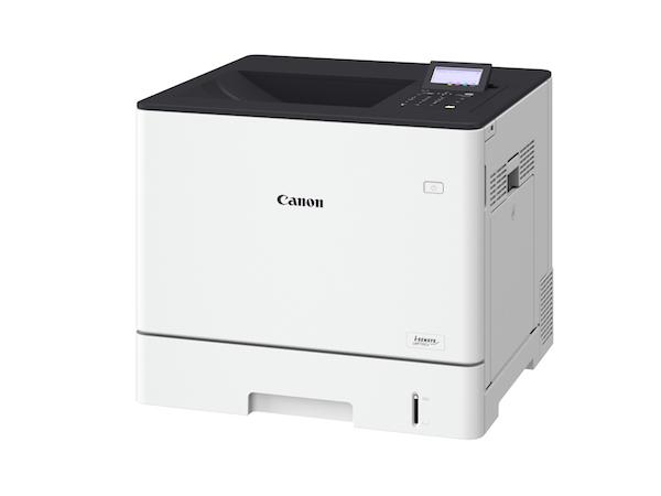 Canon i-SENSYS LBP712Cx - A4/LAN/Duplex/38ppm/PCL/PS3/9600x600/colour/USB