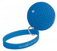 MANHATTAN Sound Science Atom Glowing Wireless Speaker BLUE