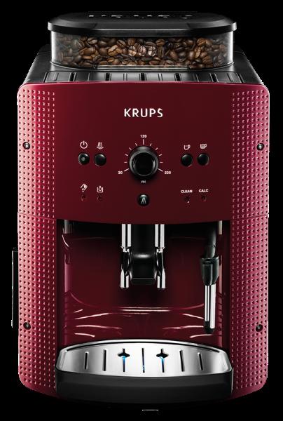 Coffee machine Krups EA8107 | red