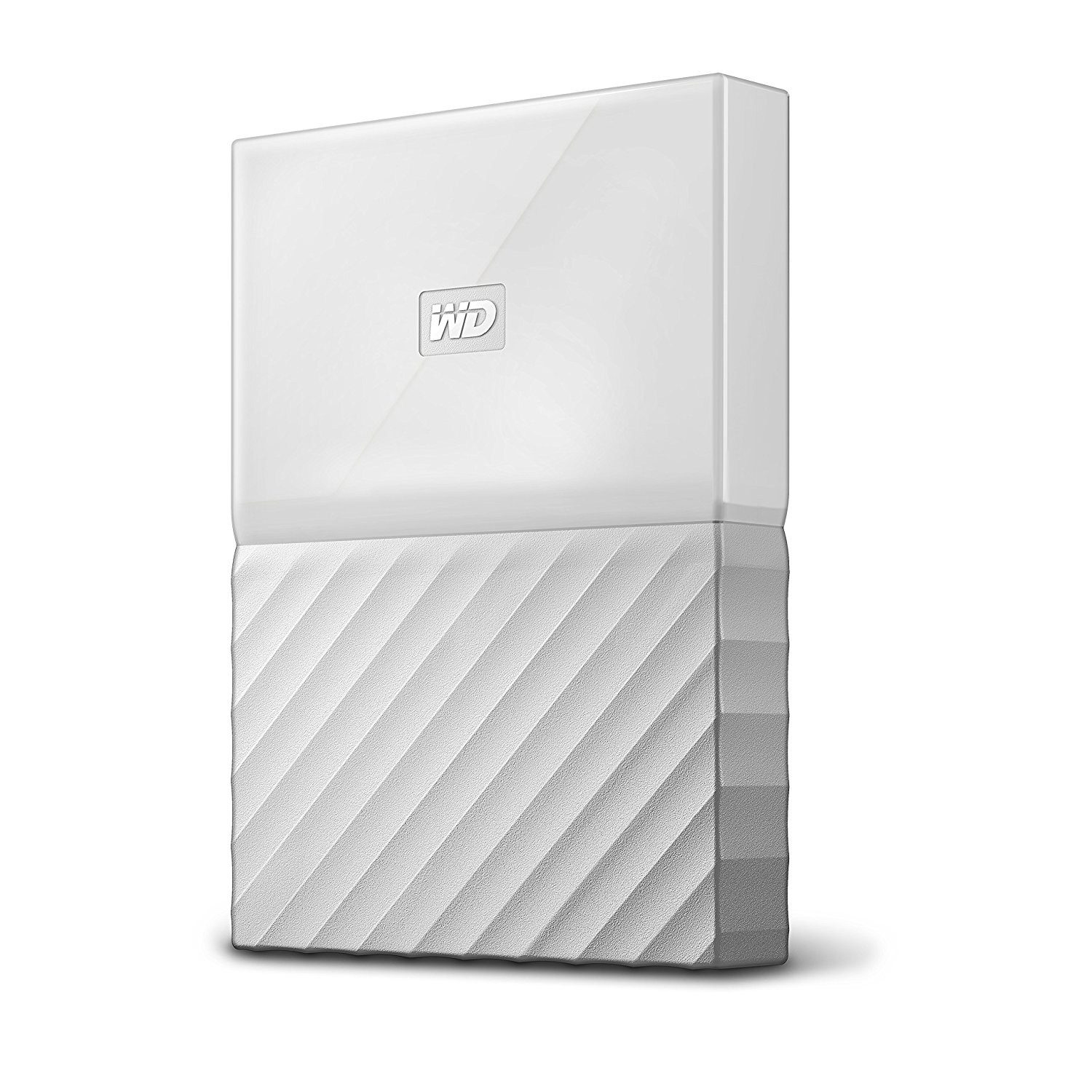 "WD My Passport 4TB Ext, 2,5"" USB3.0, WHITE"