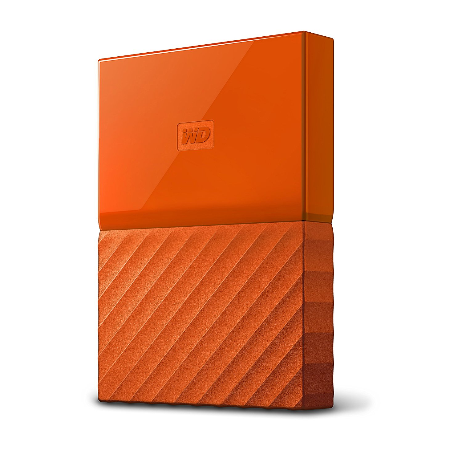 "WD My Passport 4TB Ext, 2,5"" USB3.0, ORANGE"