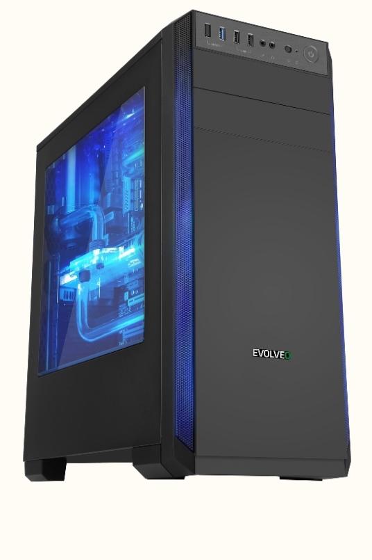 EVOLVEO T3, case ATX