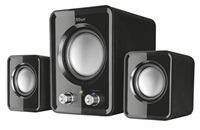 zvuk. systém TRUST Ziva 2.1 Compact Speaker Set