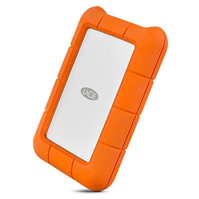 LaCie Externí pevný disk Rugged USB-C 2,5'' 2TB 5400RPM USB3.1