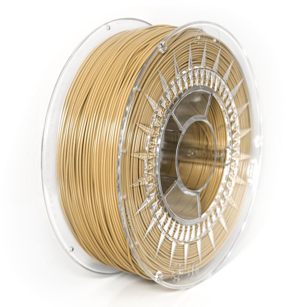 Filament DEVIL DESIGN / PLA / BEIGE / 1,75 mm / 1 kg.