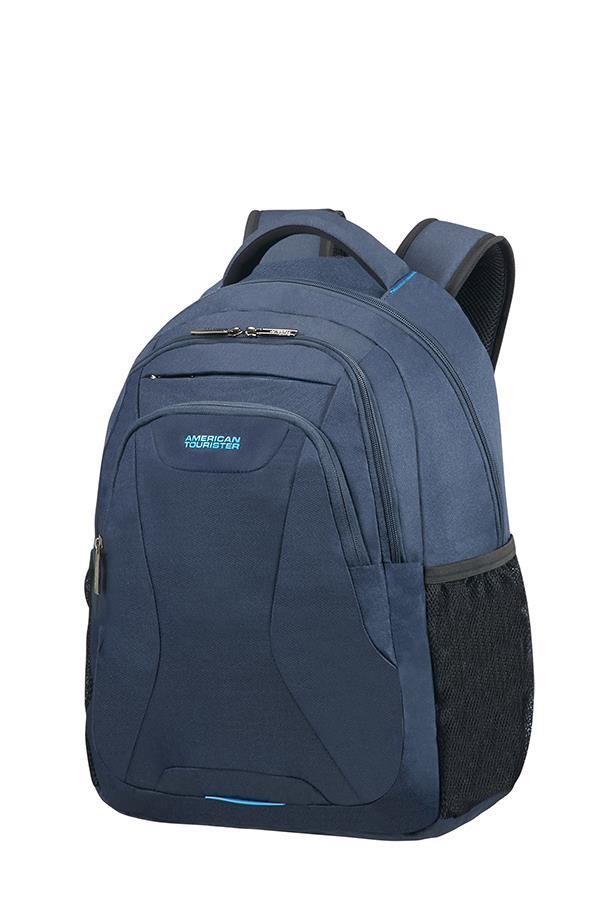 SAMSONITE 33G-41-002 Backpack American T. 33G41002 ATWORK 15,6 comp, doc, tblt, pock, navy