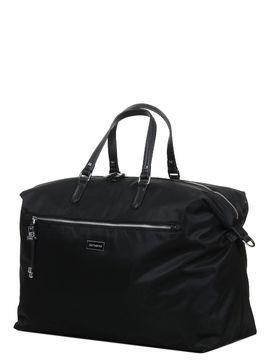 SAMSONITE 60N-09-002 Duffle Bag 50/20 SAMSONITE 60N09002,KARISSA BIZ ,doc,pock. tblt, Black