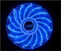 přídavný ventilátor Akasa Vegas LED 12 cm modrá