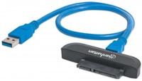 "MANHATTAN Adaptér z USB 3.0 na SATA 2.5"", blister"