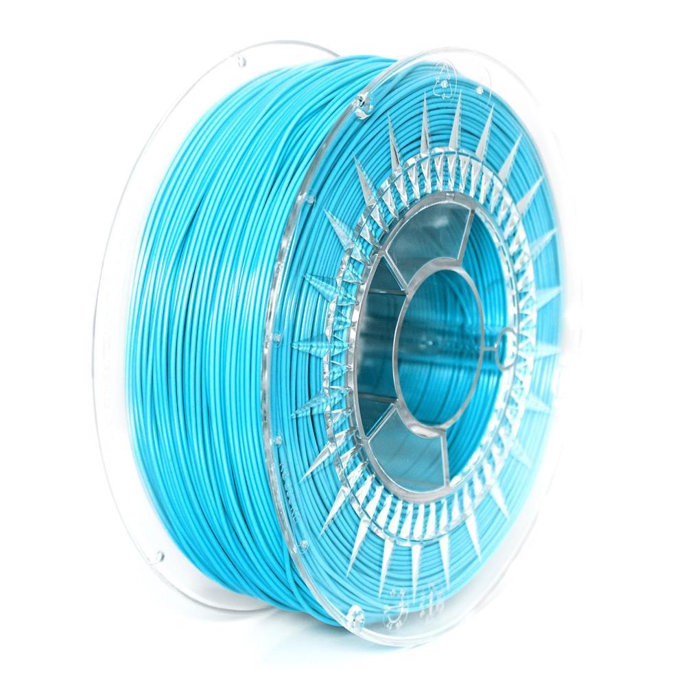 Filament DEVIL DESIGN / PLA / BLUE / 1,75 mm / 1 kg.