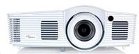 Optoma projektor DH401 (DLP, 1080p, Full 3D, 4000 ANSI, 15 000:1, 2x HDMI, MHL, USB, RS232, 10W speaker)