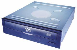 Lite-On DVD-ROM 18x SATA bulk, černá