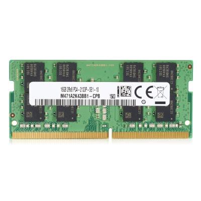 HP 4GB 2400MHz DDR4 SODIMM Memory