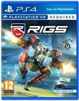 SONY PS4 hra RIGS Mechanized Combat League VR