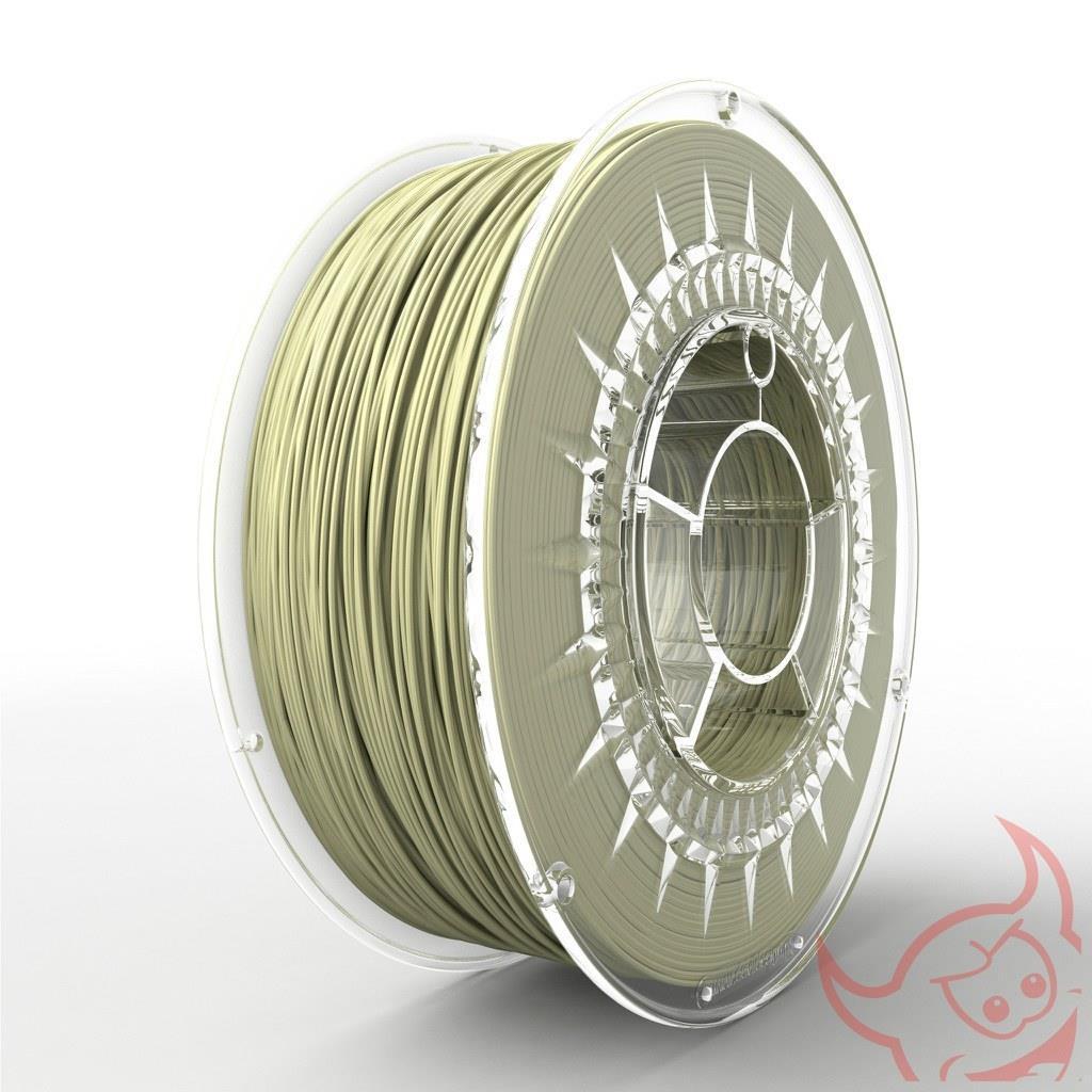 Filament DEVIL DESIGN / PLA / VANILLA / 1,75 mm / 1 kg.